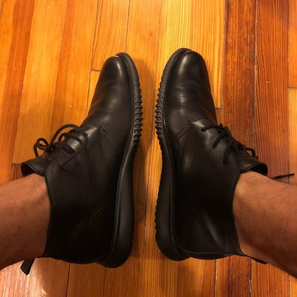 37df8993348 Cole Haan Other - Cole Haan 2.Zerogrand Chukka (Black) Men's Boots
